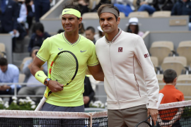 Nadal y Federer jugarán un partido de exhibición en 2020