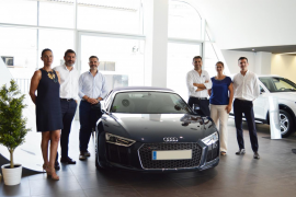 'It's Audi Time', los mayores descuentos del año en Audi Center Palma