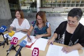El nuevo tripartito del Consell de Menorca renueva su compromiso con el medio ambiente y las políticas sociales