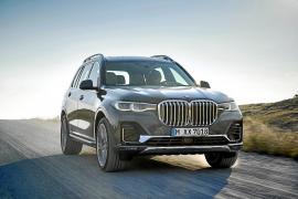 BMW X7, un automóvil de lujo con versatilidad y dinamismo