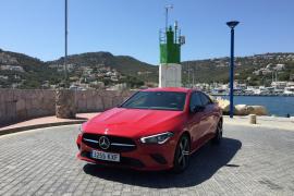 Nuevo Mercedes CLA Coupé, una berlina con gran vocación deportiva