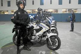 La Policía Local de Palma cambia de «look»