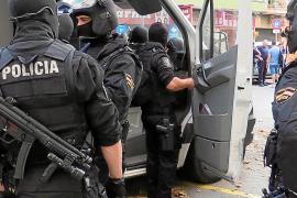 Prisión para dos narcos detenidos en la última operación policial en Palma