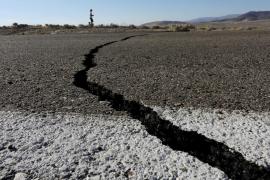 Un nuevo terremoto sacude California