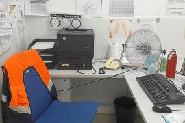 Quejas por la falta de aire acondicionado en las Urgencias del centro de salud de Marratxí