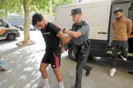 La jueza envía a prisión a dos de los cuatro acusados de la 'manada' alemana