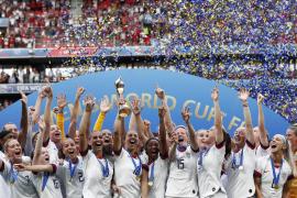 Estados Unidos se impone en la final del Mundial femenino