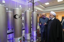 Irán comienza a enriquecer uranio