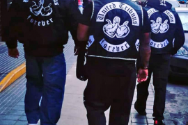 Detenido en Palma un miembro de la banda de los 'United Tribuns' por tráfico de drogas