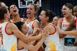 España tumba a Francia y revalida el oro en el Eurobasket