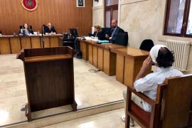 Un hombre acepta dos años de cárcel por intentar violar a una anciana en Alcúdia
