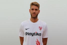 El Atlético Baleares ficha al central José Carlos Caballero 'Checa'