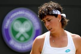 Serena pone freno al sueño de Carla Suárez