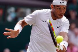 Rafael Nadal avanza a cuartos de final en Wimbledon