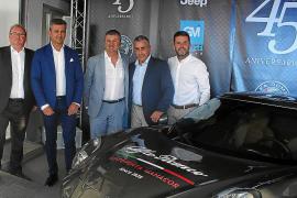 Inauguración de las nuevas instalaciones de Jeep y Alfa Romeo en Manacor
