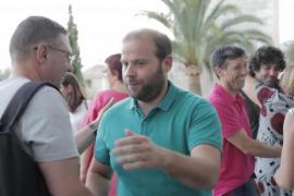 Jorge Campos contesta a las «descalificaciones» del conseller Mir por las algas de Sa Ràpita