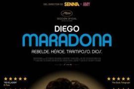 El documental 'Diego Maradona' podrá verse en CineCIutat