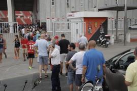 El Real Mallorca cuenta ya con 2.674 abonados