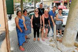 Los vecinos del Camp Redó: «Cort nos tiene abandonados»