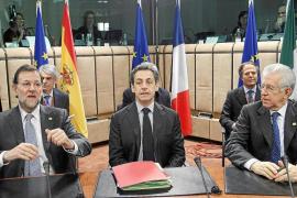 Rajoy reta a Bruselas