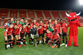El Levante se medirá al Mallorca en el Trofeu Ciutat de Palma