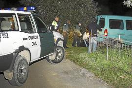 Fallece un hombre en Llubí arrollado por su coche tras olvidar ponerle el freno de mano