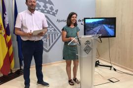 La inauguración del proyecto del bosque urbano se retrasa hasta el otoño
