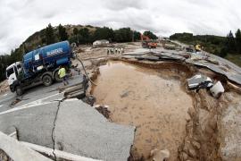 El Gobierno de Navarra tramitará la petición de zona catastrófica