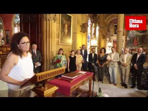Catalina Cladera: «El Consell de Mallorca tendrá voz de mujer»