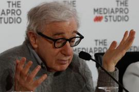 Woody Allen: «No me jubilaré, probablemente me muera en un plató»