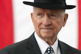 Fallece el multimillonario estadounidense Ross Perot