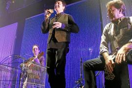Manolo García abarrota el Trui Teatre con sus canciones de ayer y de hoy