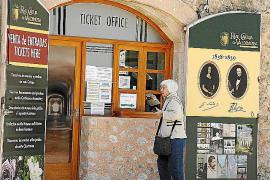 El Museo Chopin de la Cartoixa abre su taquilla independiente «sin confusiones» para el público