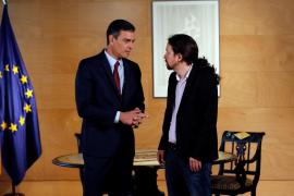 Fracasa la negociación entre Sánchez e Iglesias