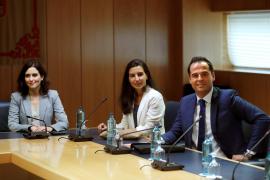 La brecha entre Cs y Vox aviva la repetición electoral en Madrid
