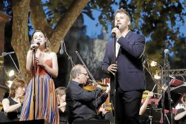 Lydia Fairén y Gerónimo Rauch, voces para el 'Concert de la Lluna a les Vinyes'