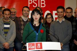 El PSOE-Mallorca  elige a Silvia Cano y avala la labor  de Armengol con más del  80% de votos