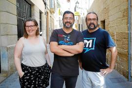 'El Torres', el guionista del cómic de 'El Rubius', sopla las velas de Metrópolis
