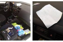 Detenido en Alaró el joven que forzó coches de vecinas para masturbarse dentro