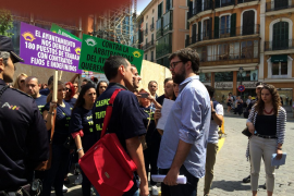 Un juzgado da la razón a Cort en la paralización de las obras del Casino Teatro Balear