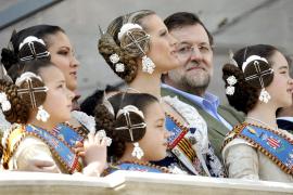 Rajoy afirma que la subida del IVA es un «sablazo de mal gobernante»