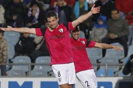 Toulalan y Cazorla sitúan al Málaga en Liga de Campeones
