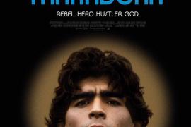 Cartel del documental 'Diego Maradona'