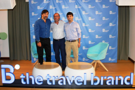El 'B The Travel Brand Mallorca Palma' echa a andar