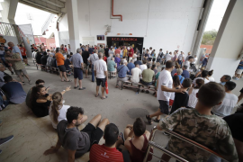 El Real Mallorca limita las altas nuevas de los abonados
