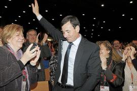 Tomás Gómez, elegido por tercera vez líder de los socialistas madrileños