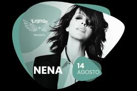 Recala en Port Adriano la cantante alemana Nena