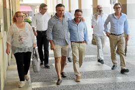 Company salva que Marí sea el senador del PP pese a las discrepancias internas