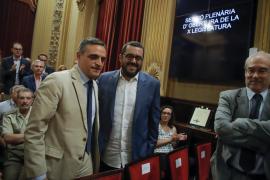 Marí y Vidal, senadores