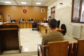 Cinco años de cárcel por tirar a su novia por un barranco de la Serra